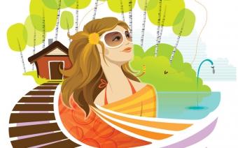 Illustration for Galenos-magazine
