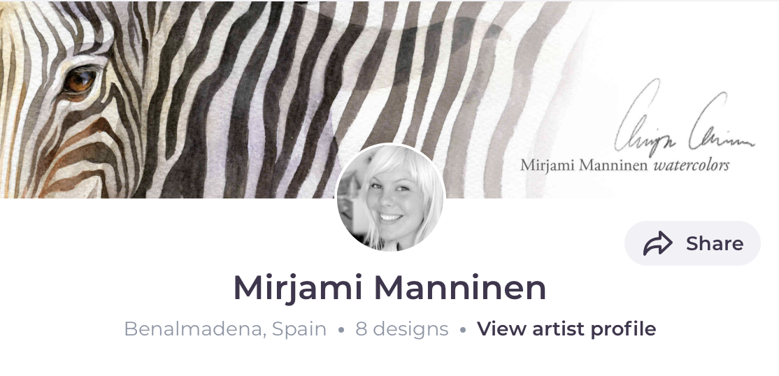 buy my art mirjami manninen